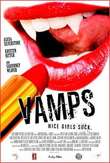 <i>Vamps</i> (film) 2012 film by Amy Heckerling