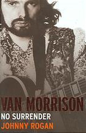 Van Morrison: No Surrender - Book cover, 2005 edition