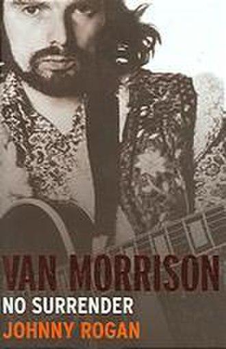 Van Morrison: No Surrender - Book cover, 2005 edition