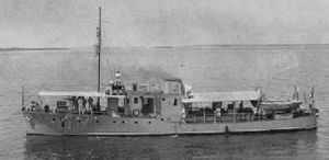 HMAS Vigilant