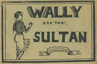 Tijuana bible - One of a set of ten Tijuana bibles issued in 1936 obscenely lampooning Wallis Simpson