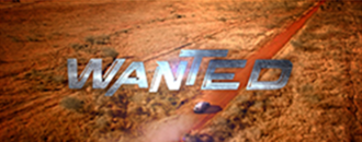 Wanted (2016 Australian TV series) - Promotional title card for Wanted