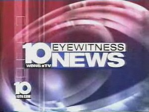 WBNS-TV - WBNS-TV Eyewitness News open, 2004.