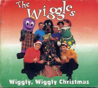 <i>Wiggly, Wiggly Christmas</i> 1996 album by The Wiggles