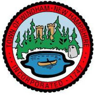 Windham, New Hampshire - Image: Windham Seal