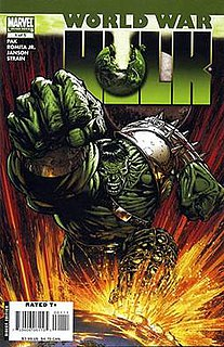 <i>World War Hulk</i>