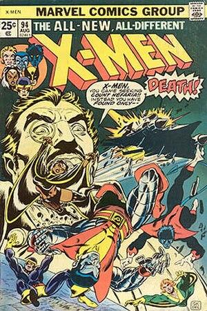 Uncanny X-Men 94 - Image: X Men 094