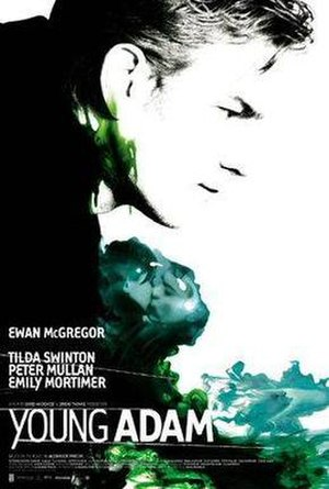 Young Adam (film) - Original poster