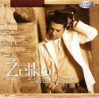 IV (Željko Joksimović album) - Image: Zeljko Joksimovic IV