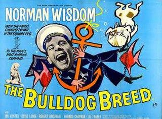 <i>The Bulldog Breed</i> 1960 film by Robert Asher