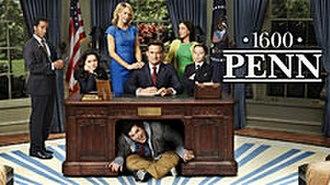 1600 Penn - A promotional image for 1600 Penn
