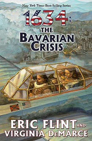 1634: The Bavarian Crisis - Image: 1634 The Bavarian Crisis Eric Flint