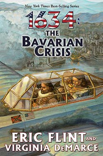 1634: The Bavarian Crisis - Image: 1634 The Bavarian Crisis Eric Flint