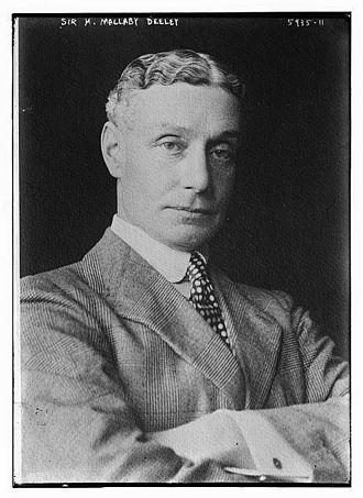 Harry Mallaby-Deeley - Sir Harry Mallaby-Deeley in 1922