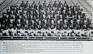 1958 Illinois Fighting Illini football team - Image: 1958 Illinois Fighting Illini football team