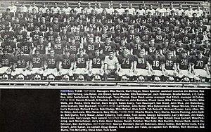 1970 Illinois Fighting Illini football team - Image: 1970 Illinois Fighting Illini football team