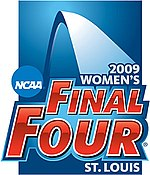 2009 Women's Final Four logo