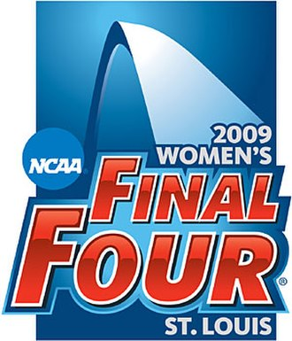 2009 NCAA Division I Women's Basketball Tournament - 2009 Women's Final Four logo