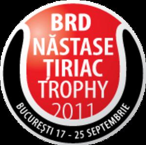 2011 BRD Năstase Țiriac Trophy - Image: 2011 brd nastase tiriac trophy logo