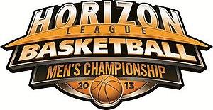 2013 Horizon League Men's Basketball Tournament - Tournament logo