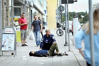 terrorist stabbing attack in Turku, Finland, on 18 August 2017