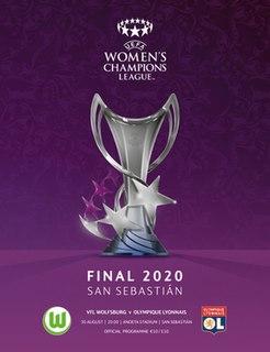 2020 UEFA Womens Champions League Final Football match