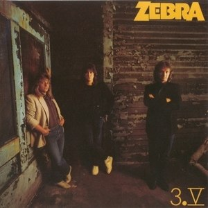 3.V - Image: 3.V (Zebra album cover art)