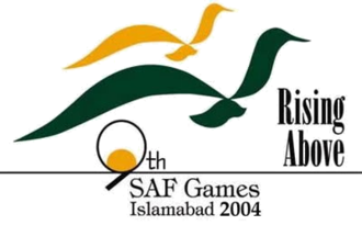 2004 South Asian Games - Image: 9th South Asian Games 2004 Islamabad Logo