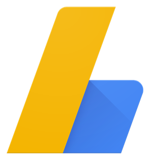 Adsense rebranded with a new logo