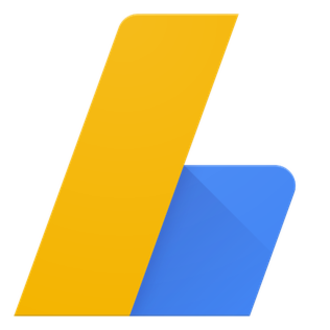 AdSense - AdSense logo from 2015–2018
