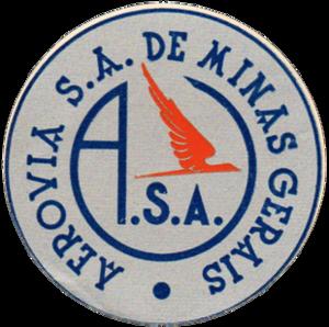 Aerovias Minas Gerais - Image: Aerovias Minas Gerais logo