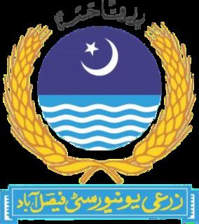 University of Agriculture, Faisalabad Public university in Faisalabad, Pakistan