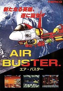 <i>Air Buster</i>