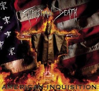 American Inquisition - Image: Americaninq