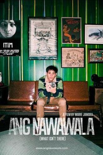 Ang Nawawala - Image: Ang Nawawala poster