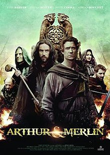 Arthur And Merlin Wikipedia
