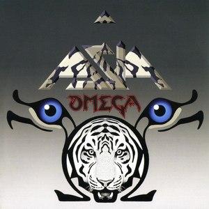 Omega (Asia album) - Image: Asia Omega (2010) front cover
