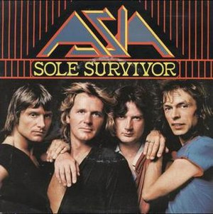 Sole Survivor (Asia song) - Image: Asia Sole Survivor