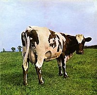 Atom Heart Mother cover