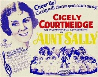 <i>Aunt Sally</i> (film) 1933 film