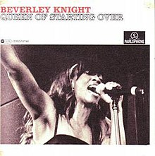 Beverley Knight - The Queen Of Starting Over.JPG