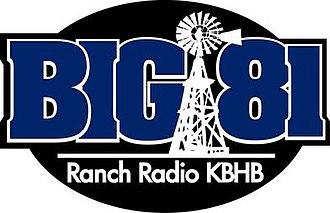 KBHB - Image: Big 81 KBHB