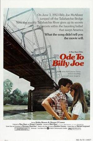 Ode to Billy Joe (film) - Image: Billie Joe Movie