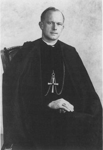 Johannes Theodor Suhr - Image: Bishop Johannes Theodor Suhr