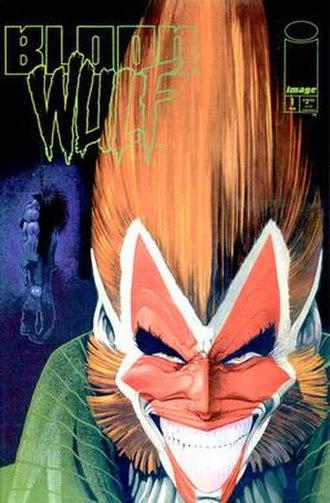 Bloodwulf - Image: Bloodwulf 01 cover