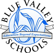 Blue Valley School District logo.png