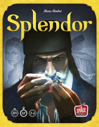 Picture of a game: Splendor