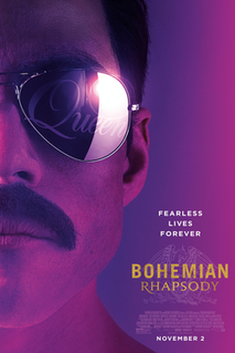 <i>Bohemian Rhapsody</i> (film) 2018 biopic about Queen