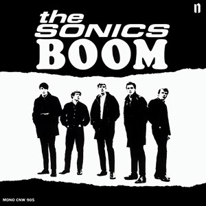 Boom (The Sonics album) - Image: Boom (album)