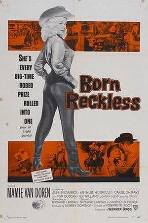 Born Reckless (1958 film) - Image: Bornreckless